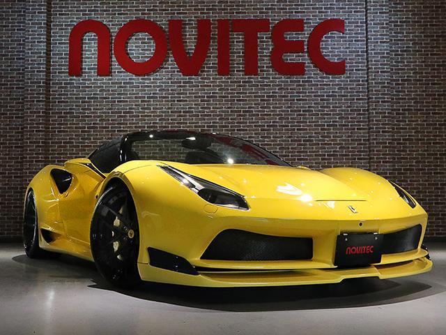 フェラーリ NOVITEC N-LARGO 世界11台限定車輌