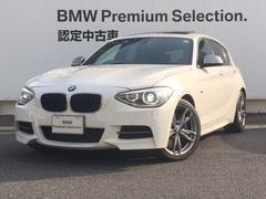 BMWM135i ブラックレザー ガラスサンルーフ