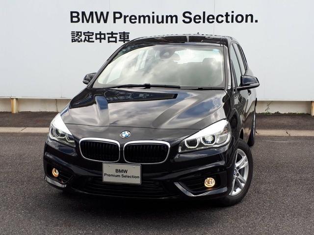 BMW 218iグランツアラー プラスパッケージ 3列シート