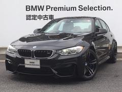 BMWM3 ホワイトレザー デモカー