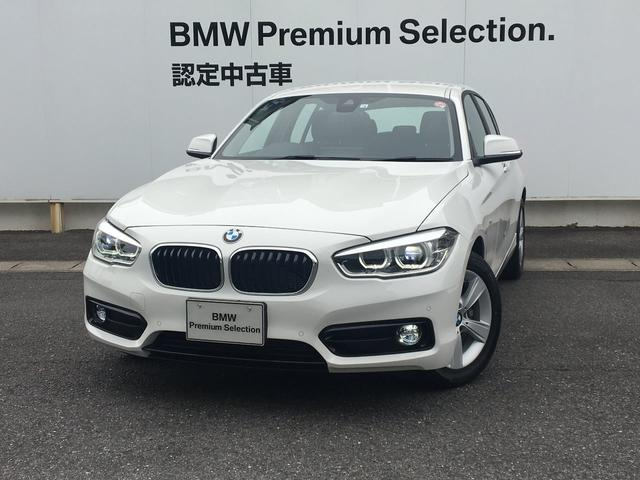 BMW 118d スポーツ パーキングP コンフォートP