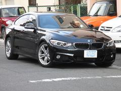 BMW420iグランクーペ Mスポーツ 1オーナー シートヒーター