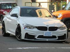 BMWM4クーペ M DCT ワンオーナー 禁煙車 OP19AW