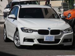 BMW318iツーリング Mスポーツ ワンオーナー 禁煙車