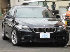 BMW523i Mスポーツ 18AW/フルセグ