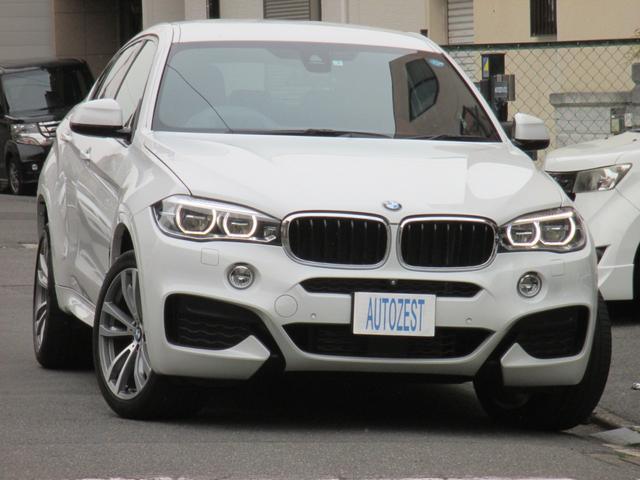 BMW xDrive 35i Mスポーツ ワンオーナー リアモニター
