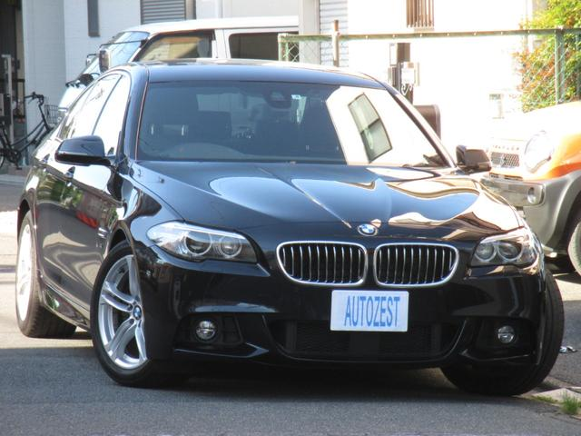 BMW 523d Mスポーツ ドラレコ レーダー Bカメラ ACC