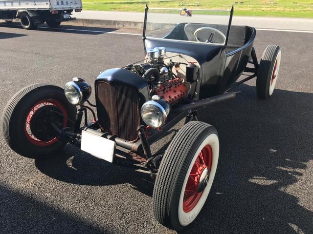フォード  モデルTロードスター1923年