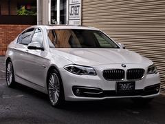 BMWアクティブハイブリッド5 ラグジュアリー 革 サンルーフ