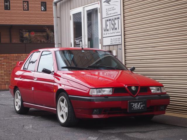 アルファロメオ アルファ155 2.5 V6