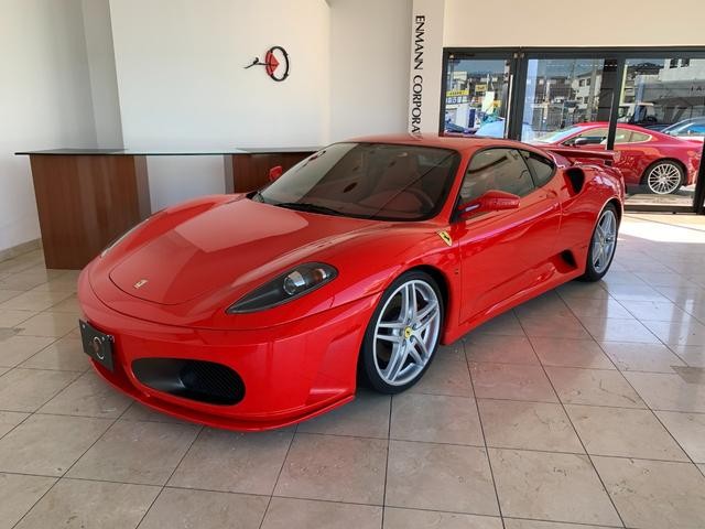 フェラーリ F1特別内装All RED/正規ディーラー車