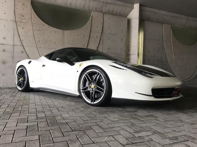 フェラーリ NOVITEC Jefferson Farfan Model
