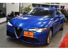 アルファロメオ ジュリアヴェローチェ Q4 4WD 新車登録済 保証付ディーラー車
