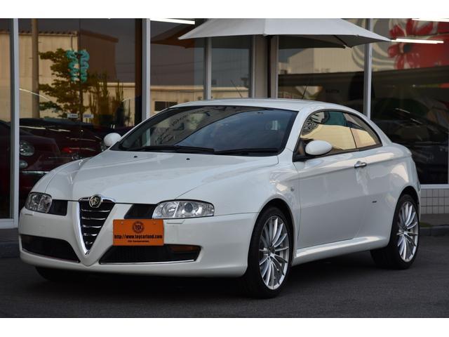 アルファロメオ 2.0JTSセレスピードホワイトエディション30台特別限定車