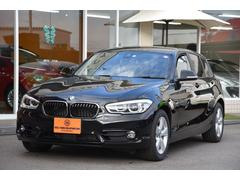 BMW118i スポーツ セーフティP 自動駐車 3千km新車保証