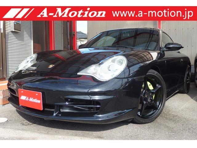 ポルシェ 911カレラ ティプトロニックS GT3仕様 黒革S