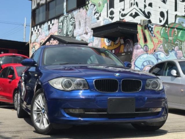 BMW 116i Mスポアルミ