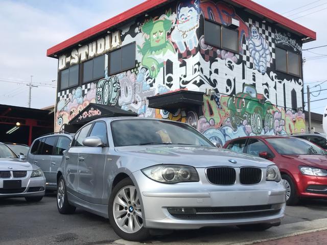 BMW 116i アルミ キセノン