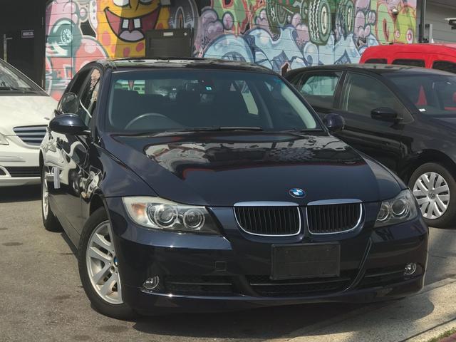 BMW 320i ハイライン 純正黒革シート HID シートヒーター