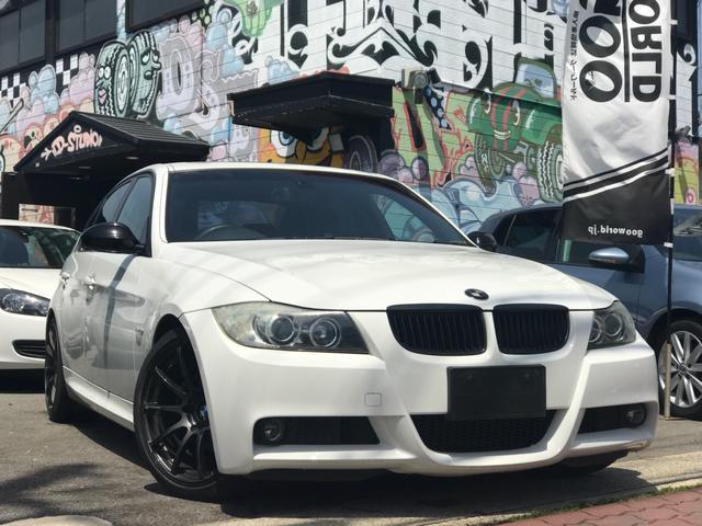 BMW 323i Mスポ 社外ナビ サンルーフ HID