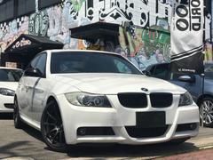 BMW323i Mスポ 社外ナビ サンルーフ HID その他装備有