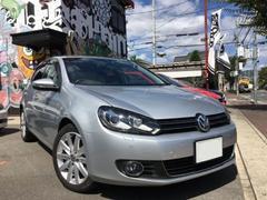 VW ゴルフTSIコンフォートラインプレミアムED ナビTV ワンオーナ