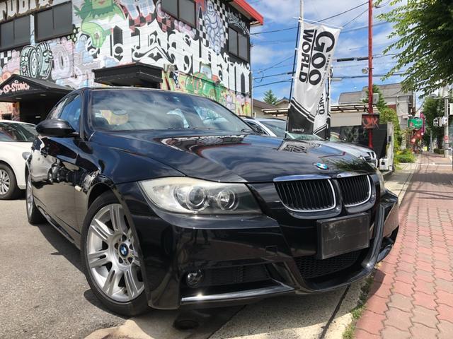 BMW 320i Mスポ ナビ 地デジ HID オートライト ETC