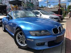BMW Z3ロードスター2.0 革 パワーシート シートヒーター キーレス