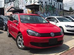 VW ゴルフヴァリアントTSIトレンドラインプレミアムエディション ナビ 地デジ