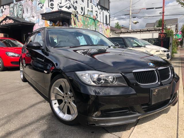 BMW 320i MT6速 18インチAW HID ETC
