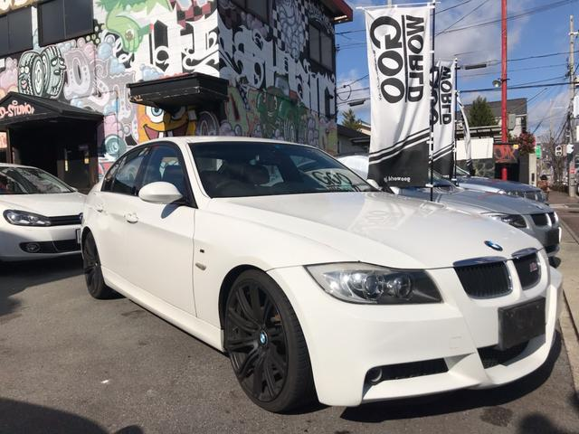 BMW 320i Mスポーツ HID ナビ  ETC 19インチAW