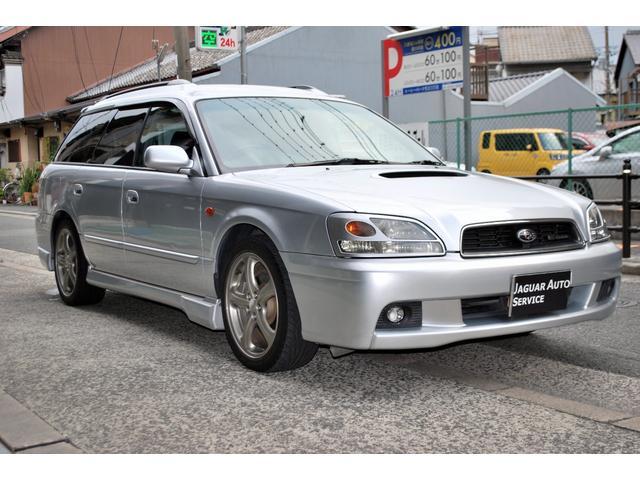 スバル GT-B E-tuneII 4WD 本革シート