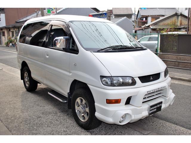 三菱 シャモニーハイルーフ4WD