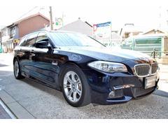 BMW523iツーリング MスポーツパッケージナビBカメラフルセグ