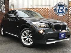 BMW X1sDrive18i OPシート・ハンドル 純ナビBカメTV