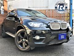 BMW X6xDrive 35i ブラックAW ・ナビ・Bカメ ・TV