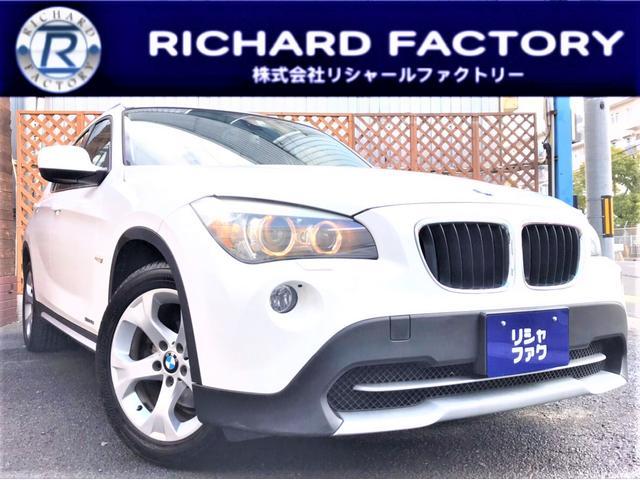 BMW sDrive 18i 予備整備済 2DINナビ Bカメ TV