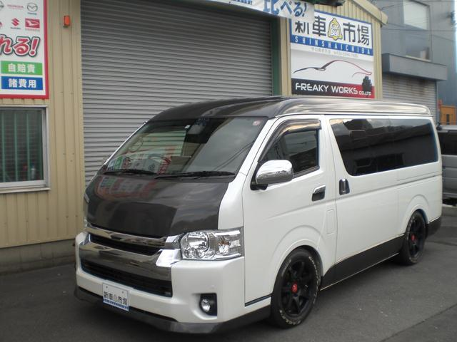 トヨタ GL Fine Tech Tourer 10人乗