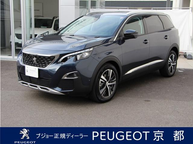 「プジョー」「プジョー 5008」「SUV・クロカン」「京都府」の中古車