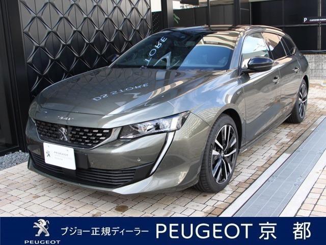 508(プジョー) SW GT ブルーHDi 中古車画像