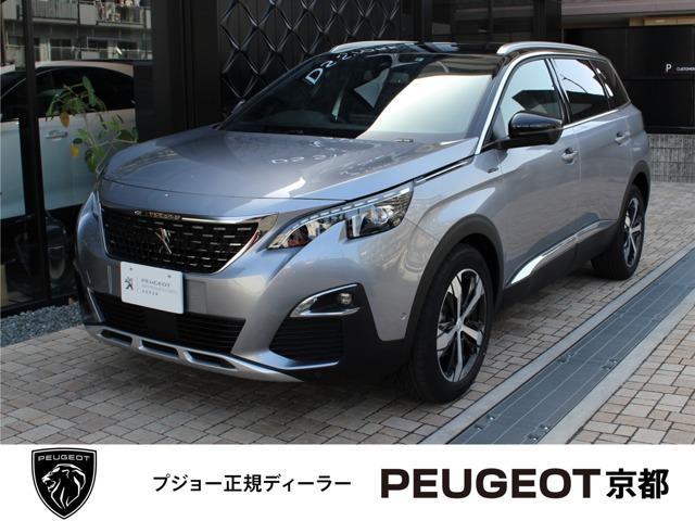 5008(プジョー) GTライン ブルーHDi 登録済未使用車 新車保証継承 中古車画像