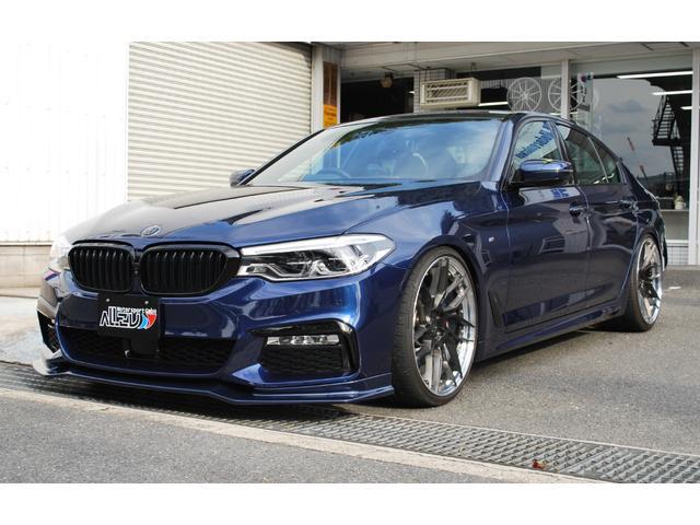 BMW 530i Mスポーツ デビューPKG デモカー end.cc