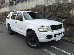 フォード エクスプローラーXLT