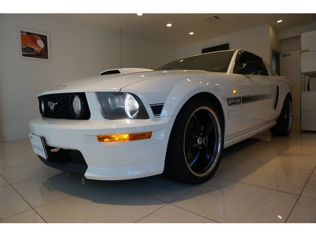 フォード 50台限定GTカリフォルニアスペシャル