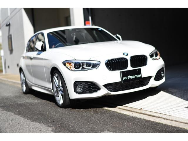 BMW 118i Mスポーツ 18インチアルミ パーキングサポート