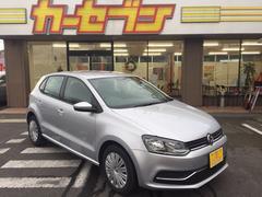 VW ポロTSIコンフォートライン 1オーナー禁煙 ETC 車検整備付