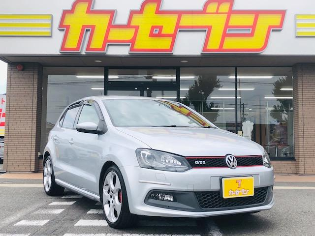 フォルクスワーゲン GTI 純正ナビBカメラETC 17インチAW 7AT禁煙車