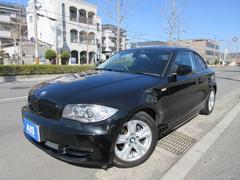 BMW120i 1オーナー 黒革