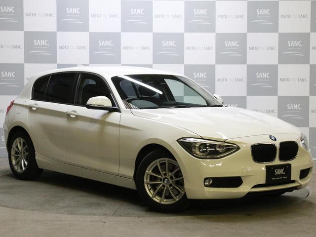 BMW 120i 禁煙車 電動シート バイキセノン アイドルストップ
