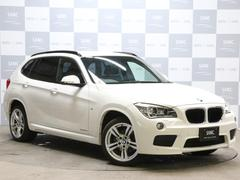 BMW X1sDrive20i Mスポーツ 禁煙 純正HDDナビ Bカメ